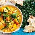 Dieses leckere Curry ist so lecker wie ansehnlich!